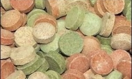Futtertabletten-Mix 5 Sorten Haft      0,100 kg