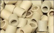 Tonröllchen 1 kg - Mechanisches Filtermaterial