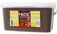 Tropical Koi Growth&Colour Pellet     Gr. S 2,0 kg / 5,0 L