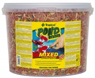 Tropical Pond Sticks Mixed 11 Liter