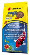 Tropical Pond Pellet Mix Size S 5 kg