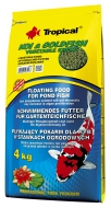 Tropical Koi & Goldfish Vegetable Sticks 4 kg