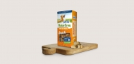 Angebot          Happy Dog - NaturSnack Rind & Dinkel 350 g