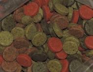 Futtertabletten Mix 4 Sorten Haft       0,250 kg