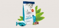 Happy Cat Sensitive feiner Seefisch     4 kg