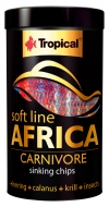 Tropical Soft Line Africa Carnivore 130g