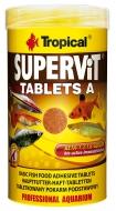 Tropical Supervit Tablets A - Hafttabletten 2kg