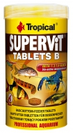 Tropical Supervit Tablets B - Bodentabletten 2kg