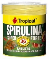 Tropical Super Spirulina Forte (36%) Tablets 36 g
