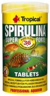Tropical Super Spirulina Forte (36%) Tablets 150 g