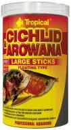Tropical Cichlid & Arowana LARGE Sticks 300 g