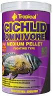 Tropical Cichlid Omnivore Medium Pellet 360 g