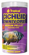 Tropical Cichlid Omnivore Medium Pellet 180 g