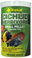 Tropical Cichlid Herbivore Small Pellet 360 g