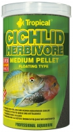 Tropical Cichlid Herbivore Medium Pellet 360 g