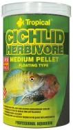 Tropical Cichlid Herbivore Medium Pellet 360 g