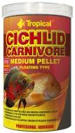 Tropical Cichlid Carnivore MEDIUM Pellet 360 g