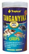 Tropical Tanganyika Chips 130 g