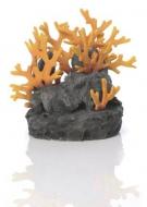 Oase biOrb Lavagestein mit Feuerkoralle Ornament