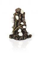 Oase biOrb Muschelbaumstumpf Ornament weiss