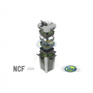 Aqua Nova NCF-2000 Außenfilter