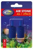 Aqua Nova Lüfterstein Zylinder 15 x 25 mm 2 Stück