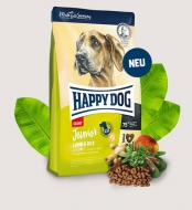 Happy Dog Supreme - Young Junior Giant Lamb & Rice 15 kg