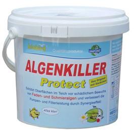 Weitz algenkiller protect aus deutschland zum g nstigen for Antialgas para estanques con peces
